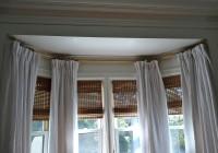 Bow Window Curtain Rods Canada