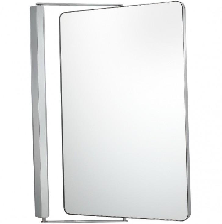 Permalink to Brushed Nickel Mirror Pivots