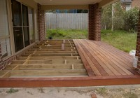 Build A Deck Over Concrete