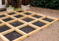 Building A Ground Level Deck Uk