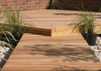 Building A Wood Deck On The Ground