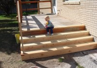 Building Steps For A Deck Nz