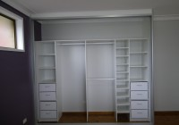 Built In Closet Design Plans