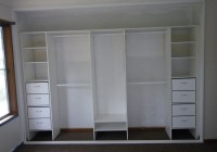 Built In Closet Ideas Photos