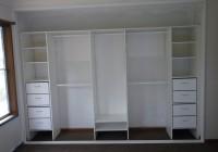 Built In Closet Shelving Unit Diy