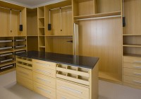 built-in closet storage systems
