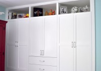 Built In Drawers For Closet