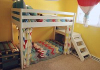 Bunk Bed Curtains Diy