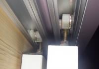 Bypass Closet Door Rollers