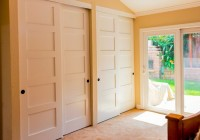 Bypass Sliding Doors For Closets