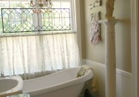 Cafe Curtains For Bathroom Window