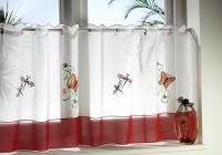 Cafe Style Curtain Rods