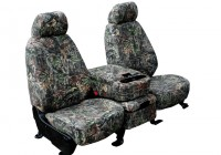 Camo Bench Seat Covers With Console