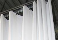 Ceiling Curtain Track System Walmart