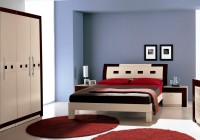 Celine Mirrored Bedroom Set