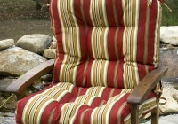 chair cushions back and seat