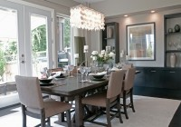 Chandelier Dining Room Ideas