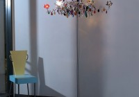 chandelier floor lamp uk