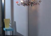 chandelier floor lamp uk