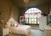 Chandelier In Girls Bedroom