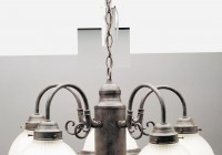 Chandelier With Exhaust Fan