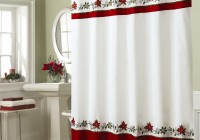 Cheap Christmas Shower Curtains