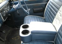 Chevy Bench Seat With Console