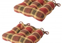christmas dining chair cushions