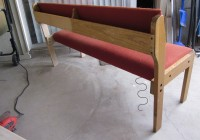 Church Pew Cushions Prices