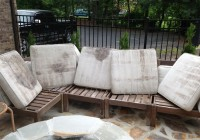 Cleaning Outdoor Cushions With Bleach