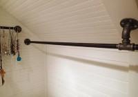 Closet Hanger Rod Home Depot