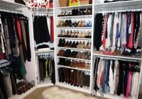 closet organization ideas for small closets