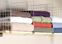 Closet Shelf Dividers For Wire Shelf