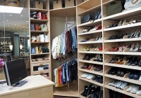 Closet Shoe Rack Designs