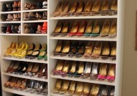 Closet Shoe Storage Ideas