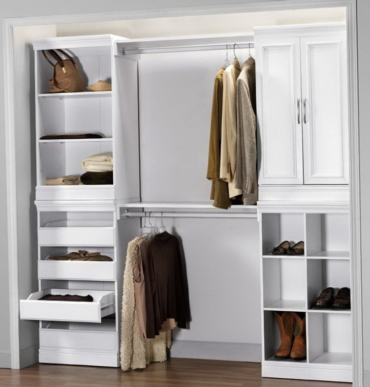 Permalink to Closet Storage Cabinets With Drawers