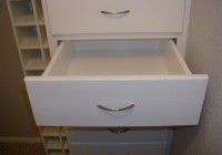 closet storage chest of drawers