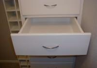 closet storage chest of drawers