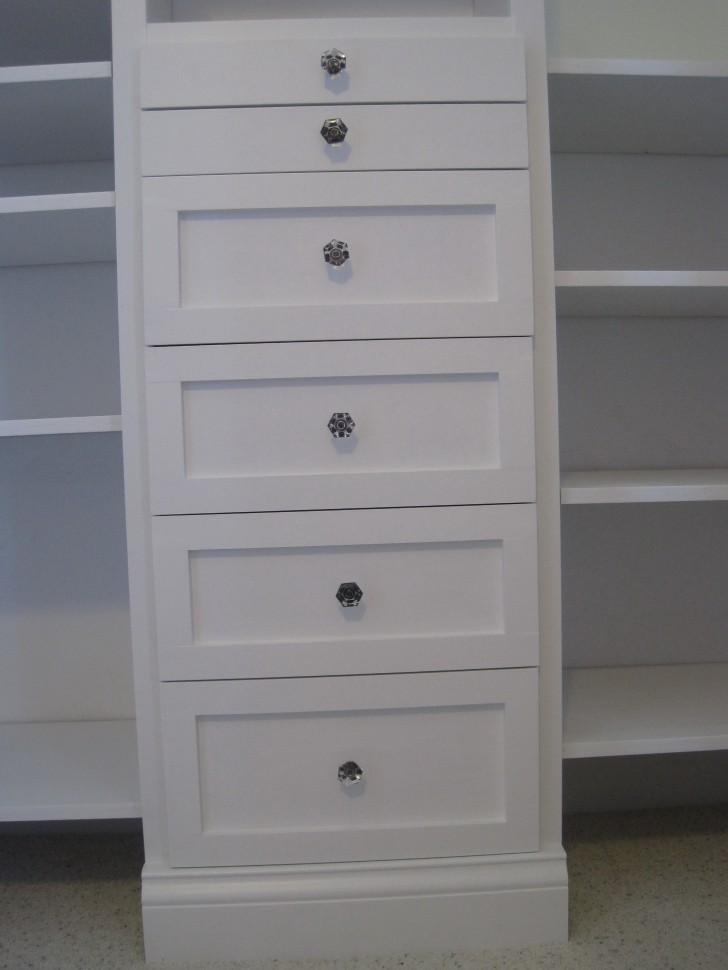 Permalink to Closet Storage With Drawers