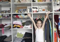 Clothing Storage Solutions No Closet