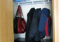 Coat Closet Shoe Storage