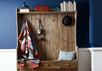 Coat Rack Bench Modern