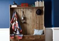 Coat Rack Bench Modern