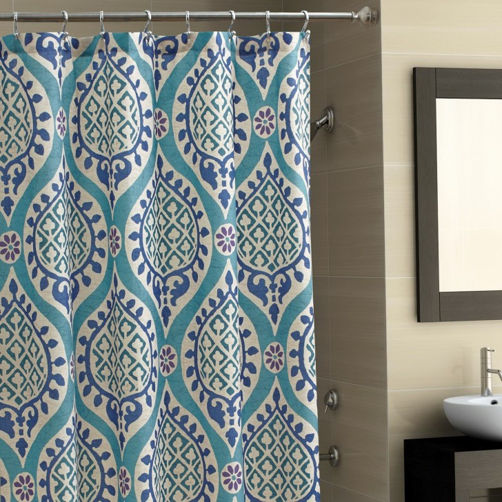 Permalink to Colorful Shower Curtains Sale