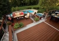 Composite Deck Furniture Plans