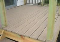 Composite Deck Materials Reviews