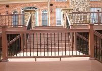 Composite Deck Railing Ideas