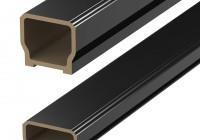composite deck railings lowes
