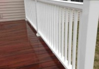 Composite Decking Material 2×6