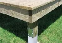 Concrete Deck Footings Precast